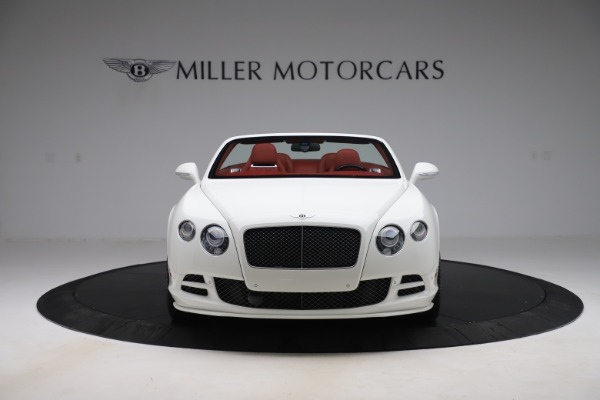 Used 2015 Bentley Continental GT Speed for sale Sold at Bugatti of Greenwich in Greenwich CT 06830 20