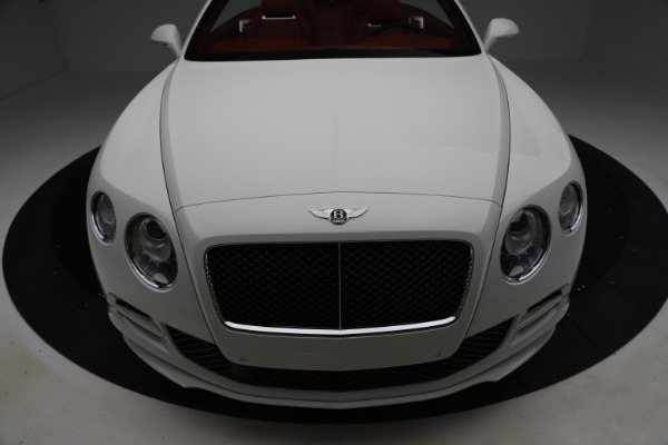 Used 2015 Bentley Continental GT Speed for sale Sold at Bugatti of Greenwich in Greenwich CT 06830 21