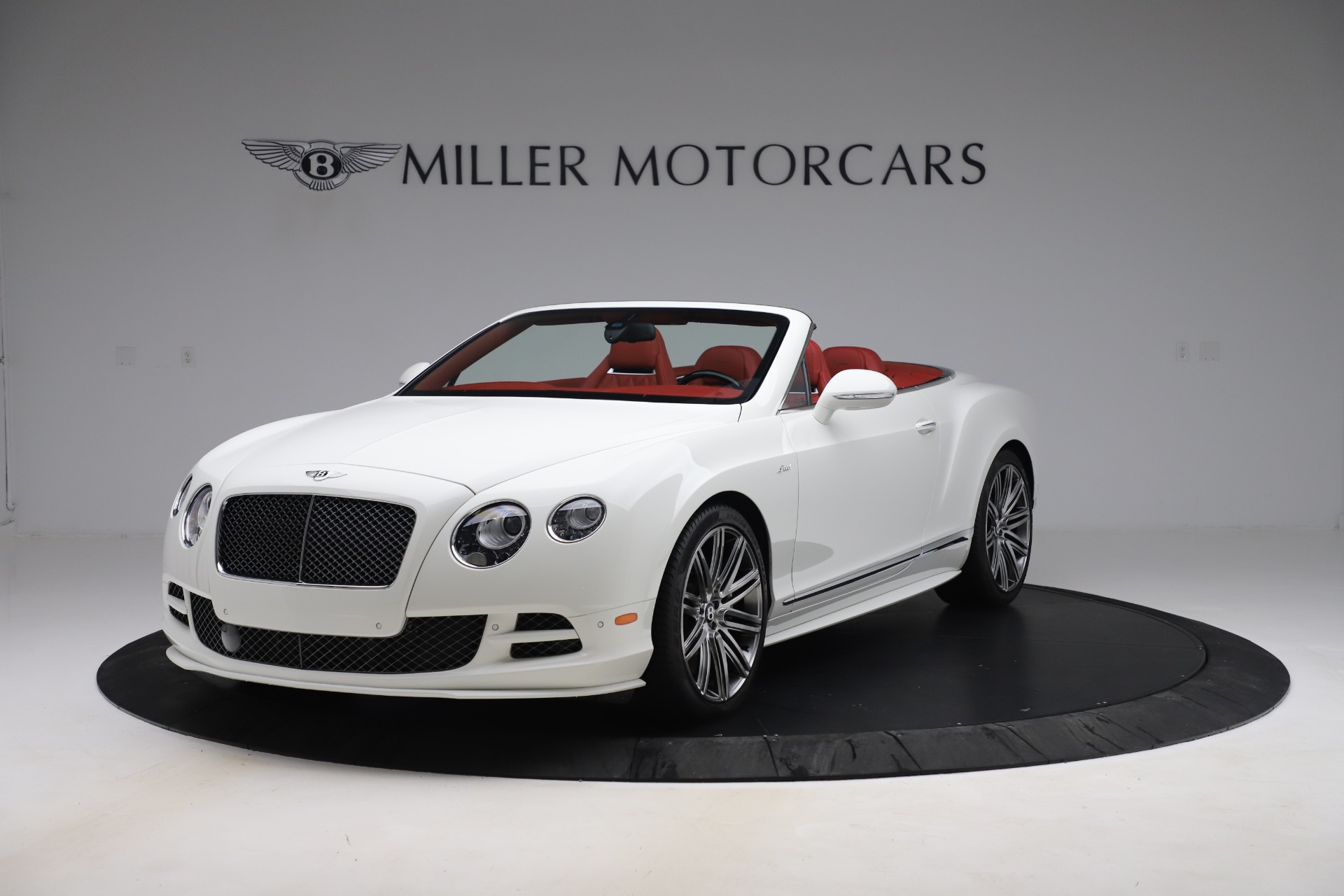Used 2015 Bentley Continental GT Speed for sale Sold at Bugatti of Greenwich in Greenwich CT 06830 1