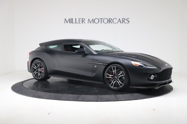 New 2019 Aston Martin Vanquish Zagato Shooting Brake for sale Sold at Bugatti of Greenwich in Greenwich CT 06830 10