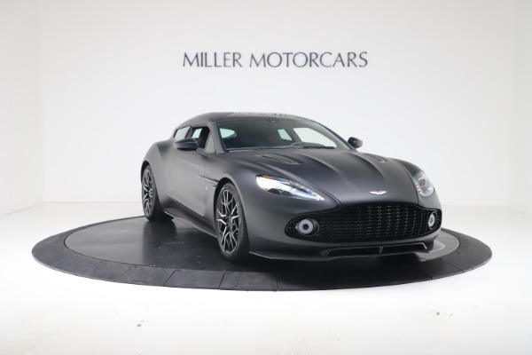 New 2019 Aston Martin Vanquish Zagato Shooting Brake for sale Sold at Bugatti of Greenwich in Greenwich CT 06830 11