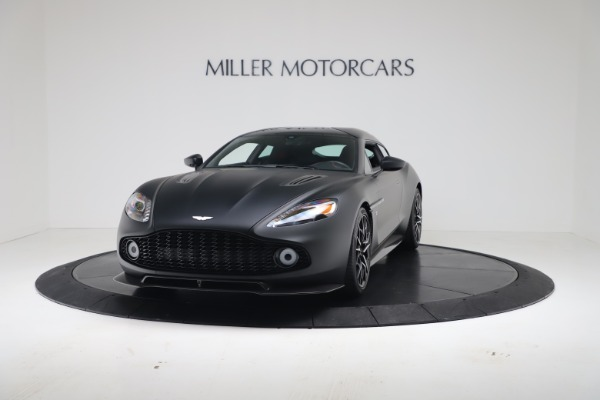 New 2019 Aston Martin Vanquish Zagato Shooting Brake for sale Sold at Bugatti of Greenwich in Greenwich CT 06830 2