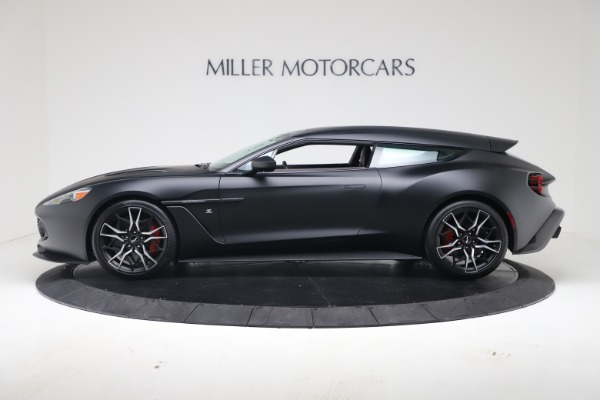 New 2019 Aston Martin Vanquish Zagato Shooting Brake for sale Sold at Bugatti of Greenwich in Greenwich CT 06830 3