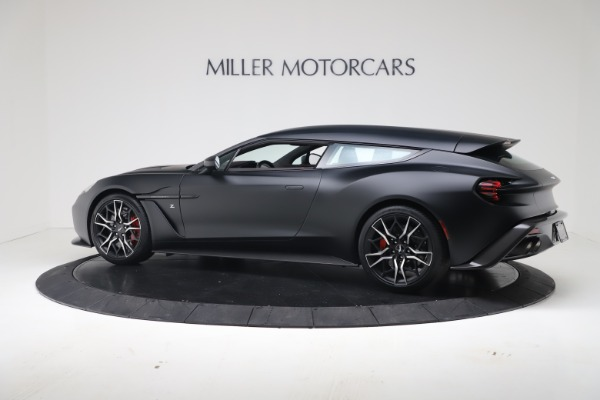 New 2019 Aston Martin Vanquish Zagato Shooting Brake for sale Sold at Bugatti of Greenwich in Greenwich CT 06830 4