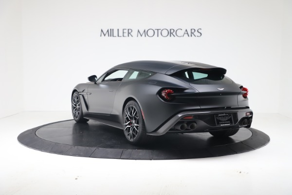 New 2019 Aston Martin Vanquish Zagato Shooting Brake for sale Sold at Bugatti of Greenwich in Greenwich CT 06830 5