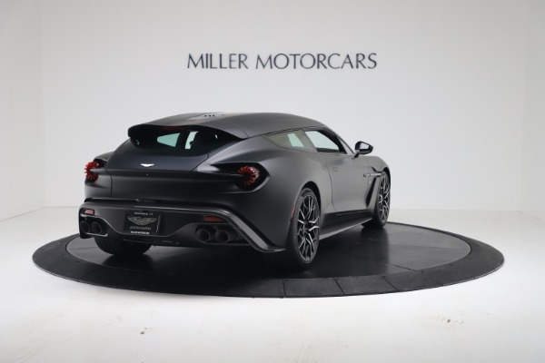 New 2019 Aston Martin Vanquish Zagato Shooting Brake for sale Sold at Bugatti of Greenwich in Greenwich CT 06830 7