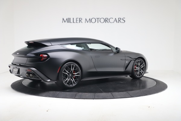 New 2019 Aston Martin Vanquish Zagato Shooting Brake for sale Sold at Bugatti of Greenwich in Greenwich CT 06830 8