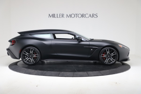 New 2019 Aston Martin Vanquish Zagato Shooting Brake for sale Sold at Bugatti of Greenwich in Greenwich CT 06830 9