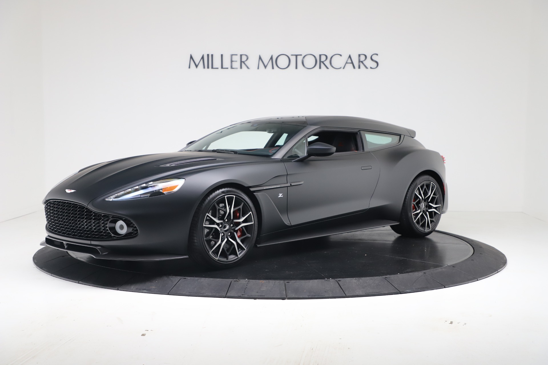 New 2019 Aston Martin Vanquish Zagato Shooting Brake for sale Sold at Bugatti of Greenwich in Greenwich CT 06830 1