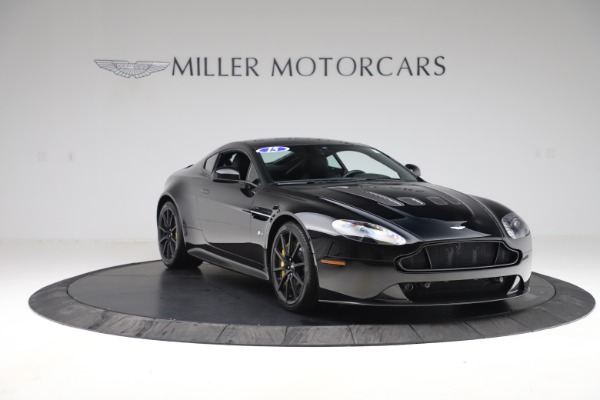 Used 2015 Aston Martin V12 Vantage S Coupe for sale $99,900 at Bugatti of Greenwich in Greenwich CT 06830 10
