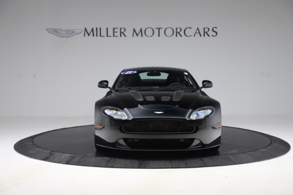 Used 2015 Aston Martin V12 Vantage S Coupe for sale $99,900 at Bugatti of Greenwich in Greenwich CT 06830 11