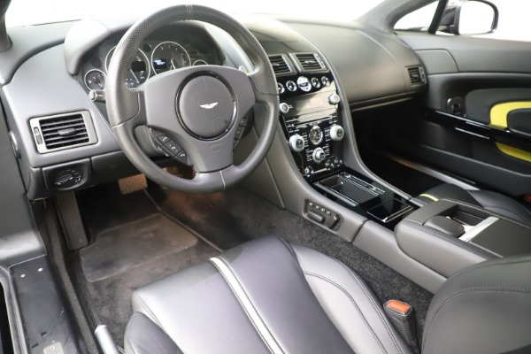 Used 2015 Aston Martin V12 Vantage S Coupe for sale $99,900 at Bugatti of Greenwich in Greenwich CT 06830 13