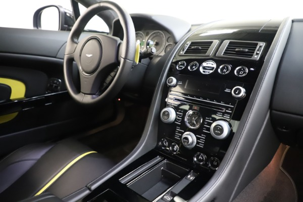 Used 2015 Aston Martin V12 Vantage S Coupe for sale $99,900 at Bugatti of Greenwich in Greenwich CT 06830 15