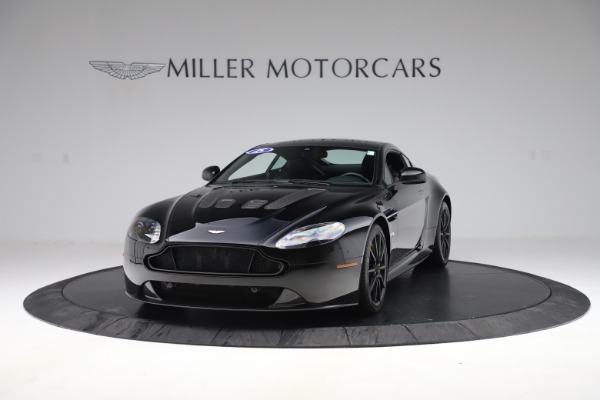 Used 2015 Aston Martin V12 Vantage S Coupe for sale $99,900 at Bugatti of Greenwich in Greenwich CT 06830 2