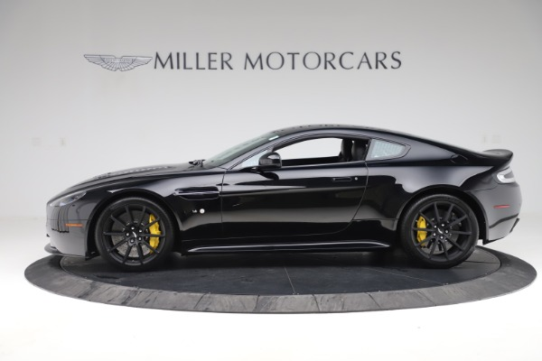 Used 2015 Aston Martin V12 Vantage S Coupe for sale $99,900 at Bugatti of Greenwich in Greenwich CT 06830 3