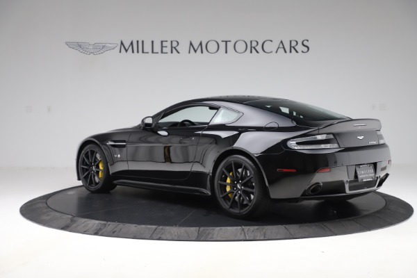 Used 2015 Aston Martin V12 Vantage S Coupe for sale $99,900 at Bugatti of Greenwich in Greenwich CT 06830 4