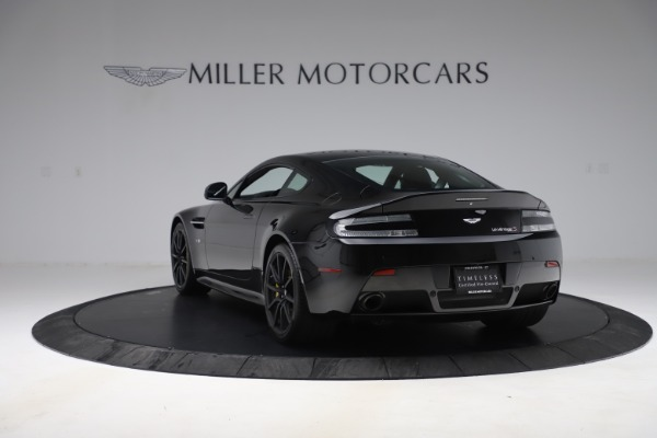 Used 2015 Aston Martin V12 Vantage S Coupe for sale $99,900 at Bugatti of Greenwich in Greenwich CT 06830 5