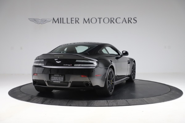 Used 2015 Aston Martin V12 Vantage S Coupe for sale $99,900 at Bugatti of Greenwich in Greenwich CT 06830 7