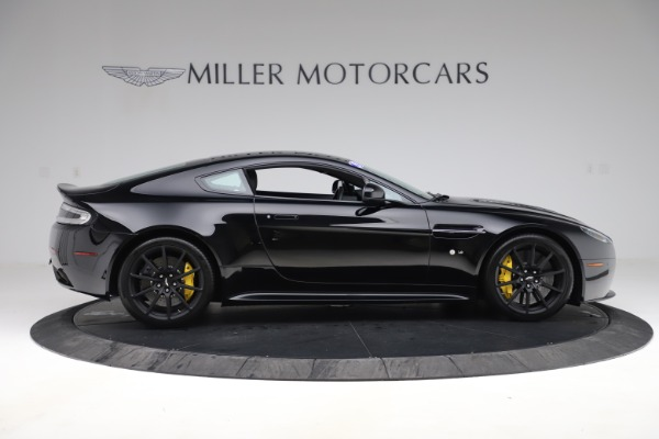 Used 2015 Aston Martin V12 Vantage S Coupe for sale $99,900 at Bugatti of Greenwich in Greenwich CT 06830 8