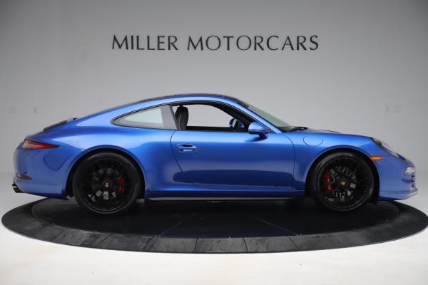 Used 2015 Porsche 911 Carrera GTS for sale Sold at Bugatti of Greenwich in Greenwich CT 06830 10