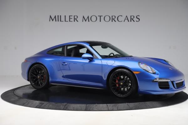 Used 2015 Porsche 911 Carrera GTS for sale Sold at Bugatti of Greenwich in Greenwich CT 06830 11