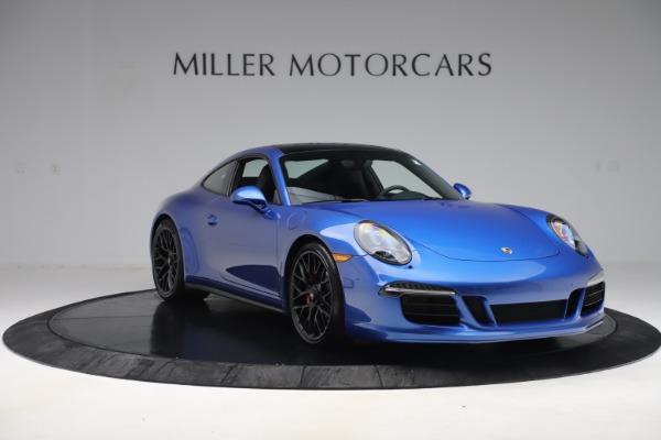 Used 2015 Porsche 911 Carrera GTS for sale Sold at Bugatti of Greenwich in Greenwich CT 06830 12