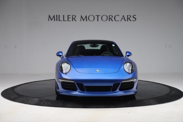 Used 2015 Porsche 911 Carrera GTS for sale Sold at Bugatti of Greenwich in Greenwich CT 06830 13