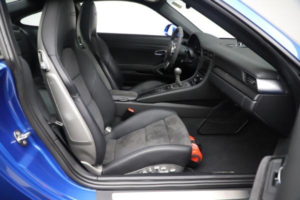Used 2015 Porsche 911 Carrera GTS for sale Sold at Bugatti of Greenwich in Greenwich CT 06830 18