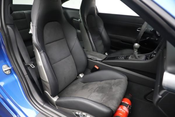 Used 2015 Porsche 911 Carrera GTS for sale Sold at Bugatti of Greenwich in Greenwich CT 06830 19