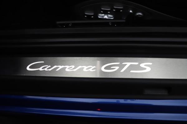 Used 2015 Porsche 911 Carrera GTS for sale Sold at Bugatti of Greenwich in Greenwich CT 06830 22