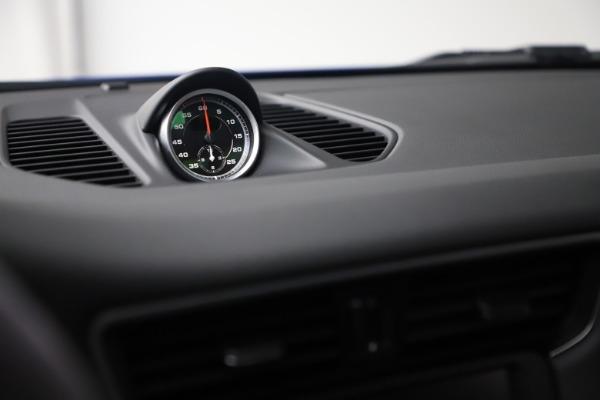 Used 2015 Porsche 911 Carrera GTS for sale Sold at Bugatti of Greenwich in Greenwich CT 06830 26