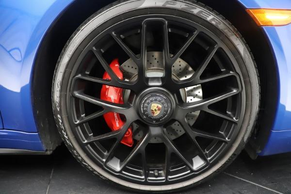 Used 2015 Porsche 911 Carrera GTS for sale Sold at Bugatti of Greenwich in Greenwich CT 06830 28