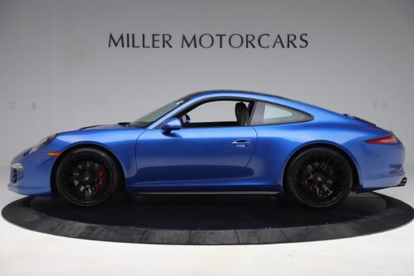 Used 2015 Porsche 911 Carrera GTS for sale Sold at Bugatti of Greenwich in Greenwich CT 06830 4