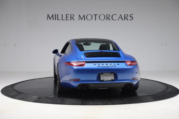 Used 2015 Porsche 911 Carrera GTS for sale Sold at Bugatti of Greenwich in Greenwich CT 06830 6