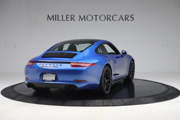 Used 2015 Porsche 911 Carrera GTS for sale Sold at Bugatti of Greenwich in Greenwich CT 06830 8