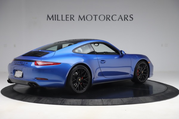 Used 2015 Porsche 911 Carrera GTS for sale Sold at Bugatti of Greenwich in Greenwich CT 06830 9