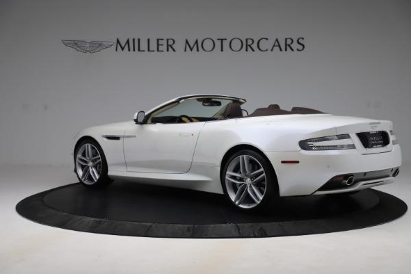 Used 2012 Aston Martin Virage Volante for sale Sold at Bugatti of Greenwich in Greenwich CT 06830 4