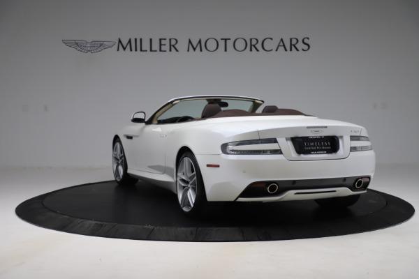 Used 2012 Aston Martin Virage Volante for sale Sold at Bugatti of Greenwich in Greenwich CT 06830 5