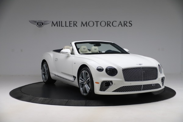 New 2020 Bentley Continental GTC V8 for sale Sold at Bugatti of Greenwich in Greenwich CT 06830 10