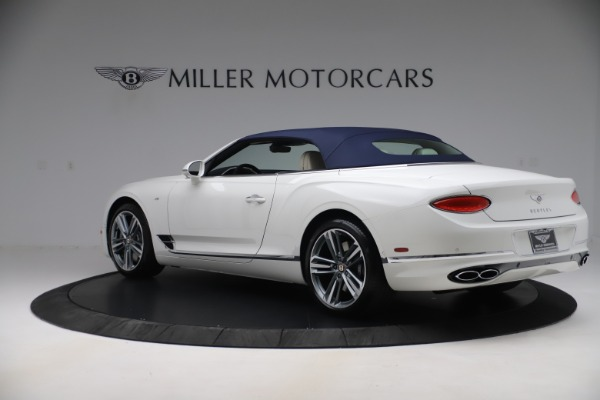 New 2020 Bentley Continental GTC V8 for sale Sold at Bugatti of Greenwich in Greenwich CT 06830 15