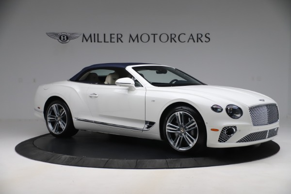 New 2020 Bentley Continental GTC V8 for sale Sold at Bugatti of Greenwich in Greenwich CT 06830 17