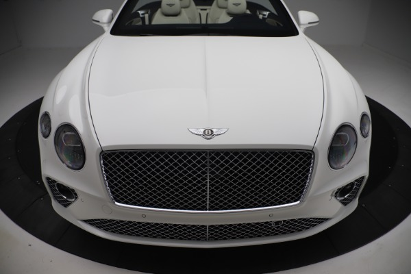 New 2020 Bentley Continental GTC V8 for sale Sold at Bugatti of Greenwich in Greenwich CT 06830 18