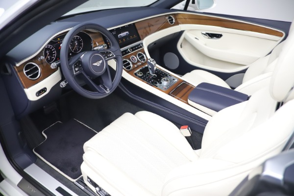 New 2020 Bentley Continental GTC V8 for sale Sold at Bugatti of Greenwich in Greenwich CT 06830 23