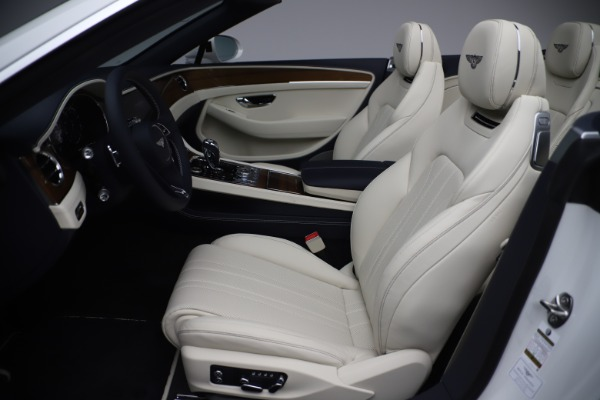 New 2020 Bentley Continental GTC V8 for sale Sold at Bugatti of Greenwich in Greenwich CT 06830 24