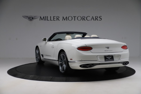 New 2020 Bentley Continental GTC V8 for sale Sold at Bugatti of Greenwich in Greenwich CT 06830 5
