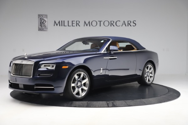 Used 2017 Rolls-Royce Dawn for sale Sold at Bugatti of Greenwich in Greenwich CT 06830 13