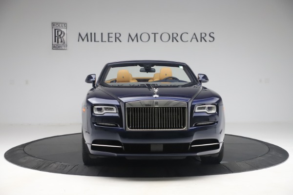Used 2017 Rolls-Royce Dawn for sale Sold at Bugatti of Greenwich in Greenwich CT 06830 2
