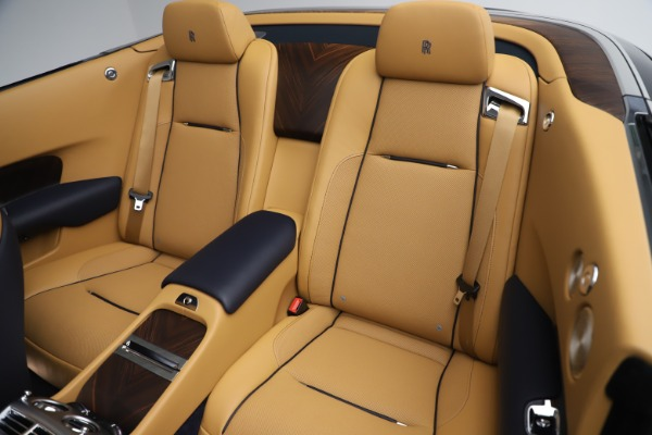 Used 2017 Rolls-Royce Dawn for sale Sold at Bugatti of Greenwich in Greenwich CT 06830 21
