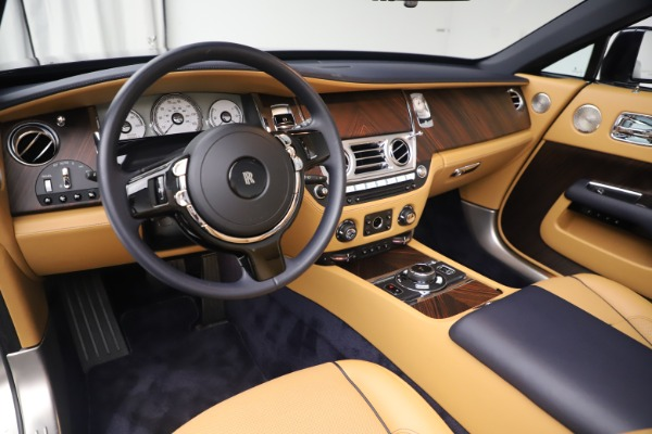 Used 2017 Rolls-Royce Dawn for sale Sold at Bugatti of Greenwich in Greenwich CT 06830 22