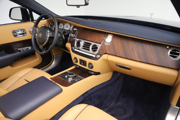 Used 2017 Rolls-Royce Dawn for sale Sold at Bugatti of Greenwich in Greenwich CT 06830 26
